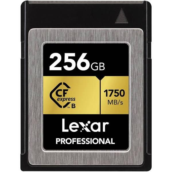 LEXAR CFEXPRESS 256GB R1750/W1000 PRO