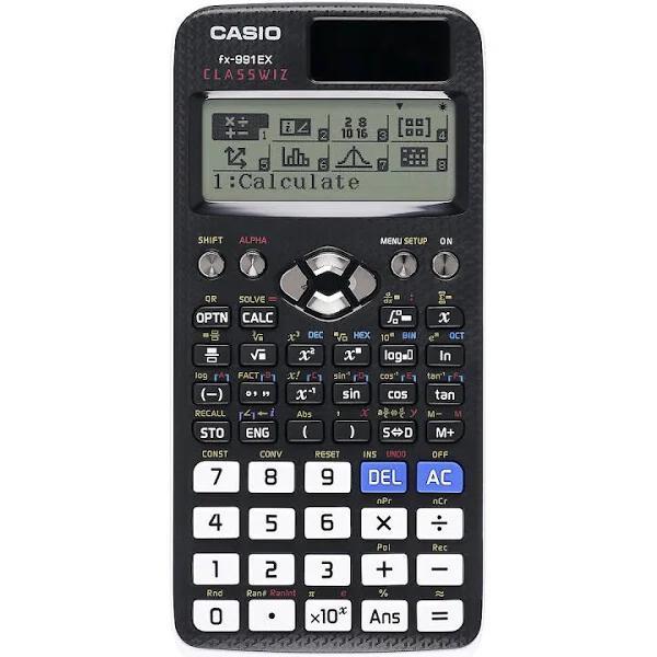 Casio FX-991EX ClassWiz, miniräknare