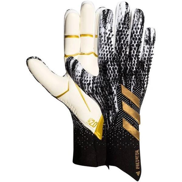 Adidas Målvaktshandske Predator 20 Pro Inflight - Svart/Vit/Guld
