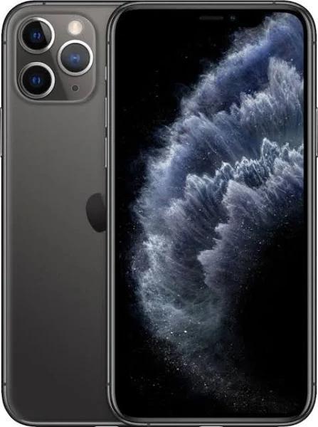 Apple iPhone 11 Pro fabriken låst upp Space Grey