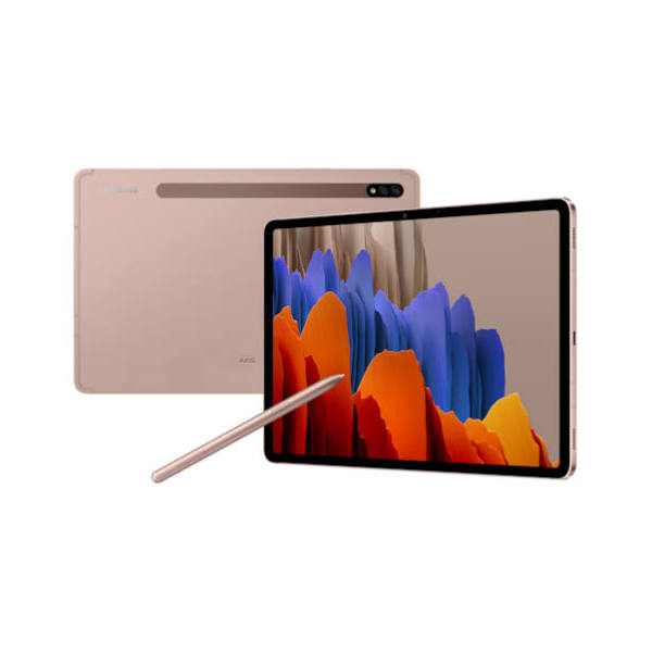 Samsung Galaxy Tab S7 - WiFi (Only) - 128 GB - Mystic Bronze