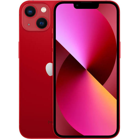 Apple Iphone 13 256 Gb (product)red