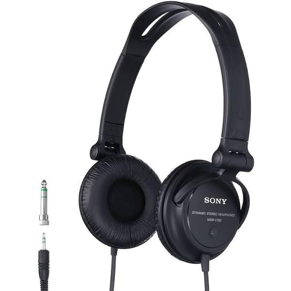 Sony DJ MDR-V150 - hörlurar