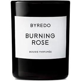 BYREDO Burning Rose Candle 70 g - Parfym
