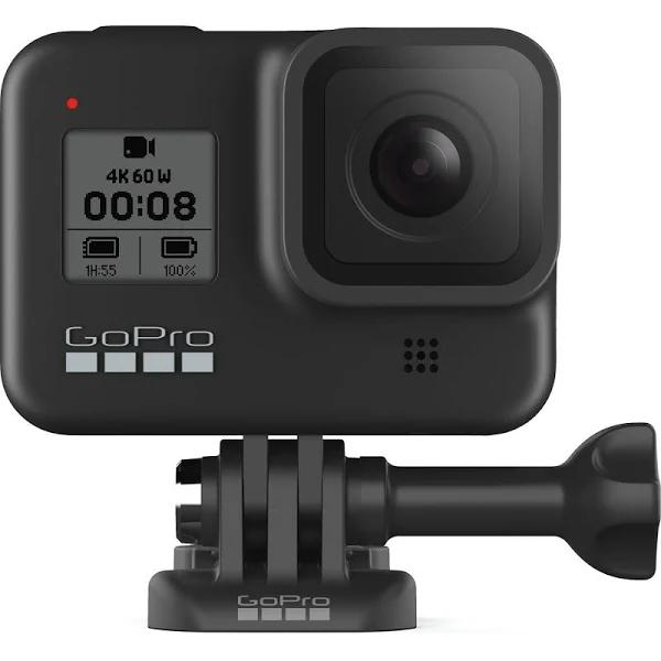 GoPro HERO8 Black 4K Action Camera with Rechargeable Battery...