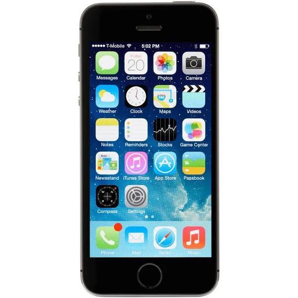 Apple iPhone 5s - 64 GB - Space Grey - Unlocked