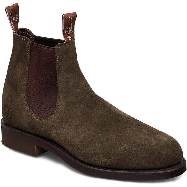 R.M. WILLIAMS Stövletter Chelsea Boots Gardener G Brun - 41 - Herr > Skor