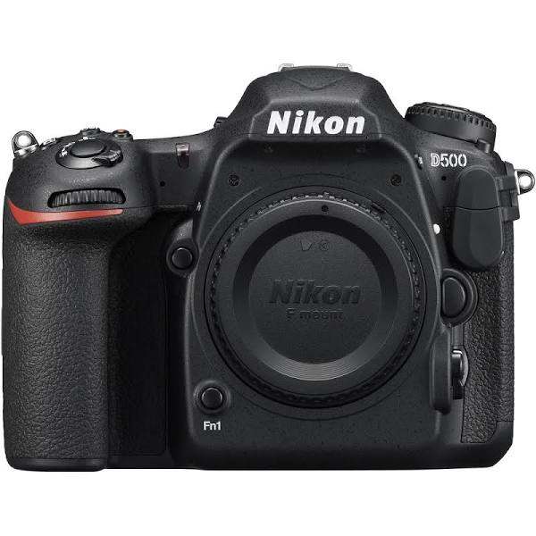 Nikon D500 Body Digital SLR Cameras