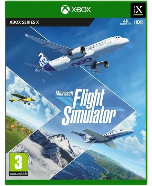 Microsoft Flight Simulator (XBSXS)