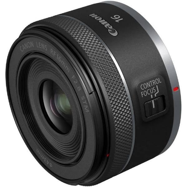 Canon Rf 16mm F2.8 Stm Lens (p/n 5051c005)