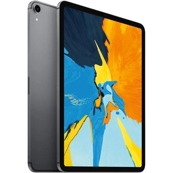 Apple iPad Pro 11 (2018) 4G 256GB Rymdgrå