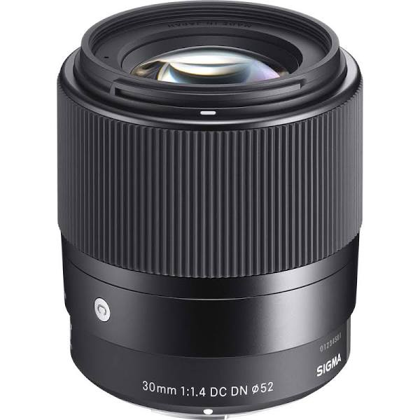 SIGMA AF 30mm f/1.4 DC DN Contemporary SONY E-Mount
