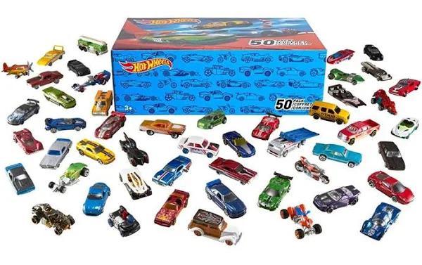 Hot Wheels Bil 50-Pack