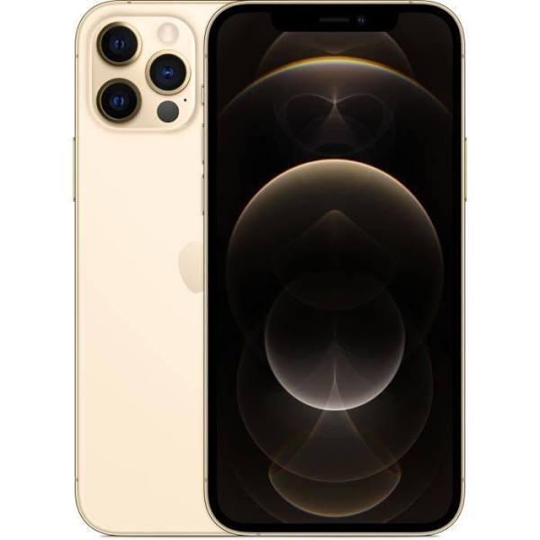 Apple iPhone 12 Pro Max A2412 128GB Dual Sim - Gold
