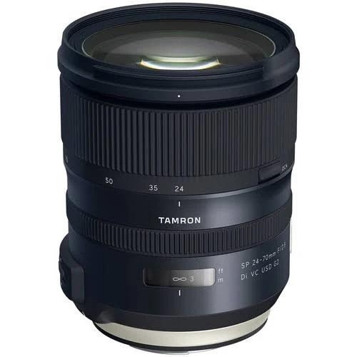 Tamron SP 24-70mm f/2.8 Di VC USD G2 (A032) Objektiv för Nikon