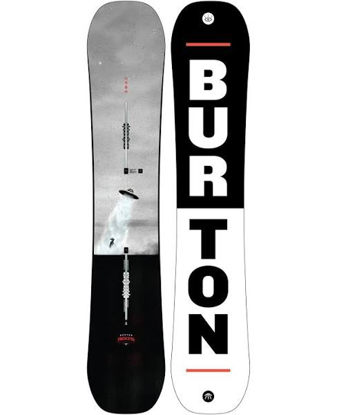 Burton Process Flying V Wide 162