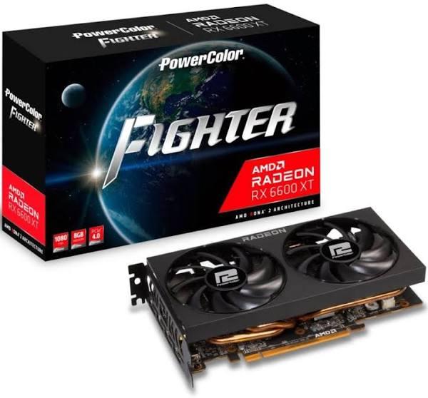 PowerColor Radeon RX 6600 XT 8GB Fighter