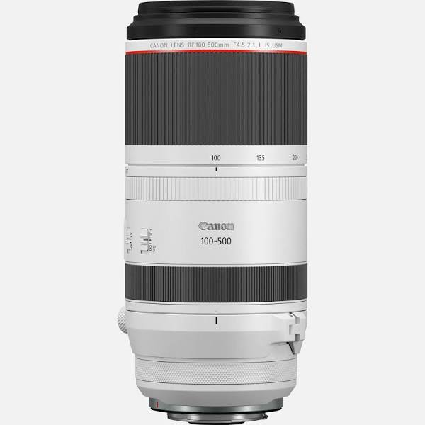 Canon RF 100-500/4.5-7.1 L IS USM objektiv