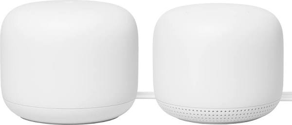 Google Nest Wifi Router+Point - Vit