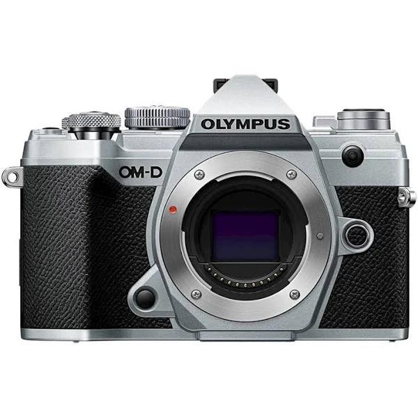 Olympus OM-D E-M5 Mark III Silver