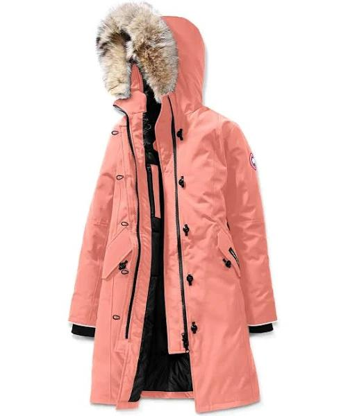 Canada Goose Youth Brittania Parka (Youth, Pink Opal, L)