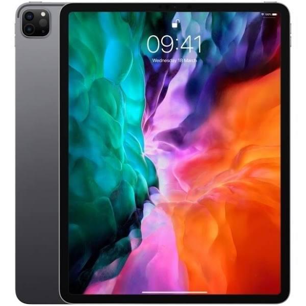 Apple iPad Pro 12.9 (2020) WiFi 256 GB Space Grå