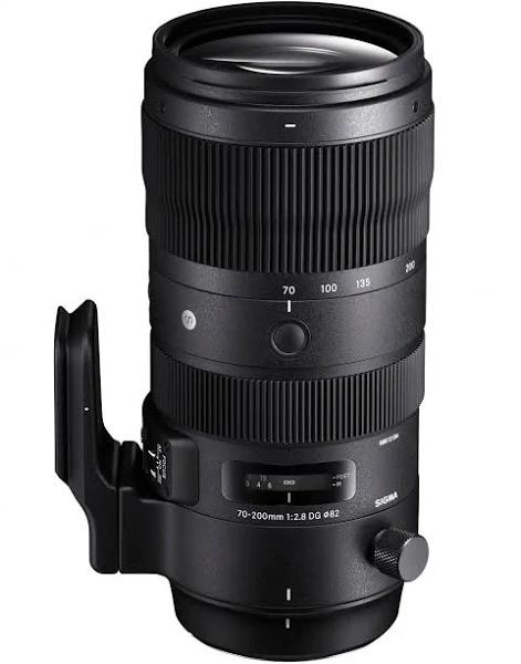 Sigma 70-200mm F/2.8 Dg Os Hsm Sports (nikon)