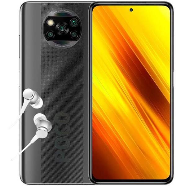 Xiaomi MZB07TBEU Mobiltelefon, 64 GB, Grå