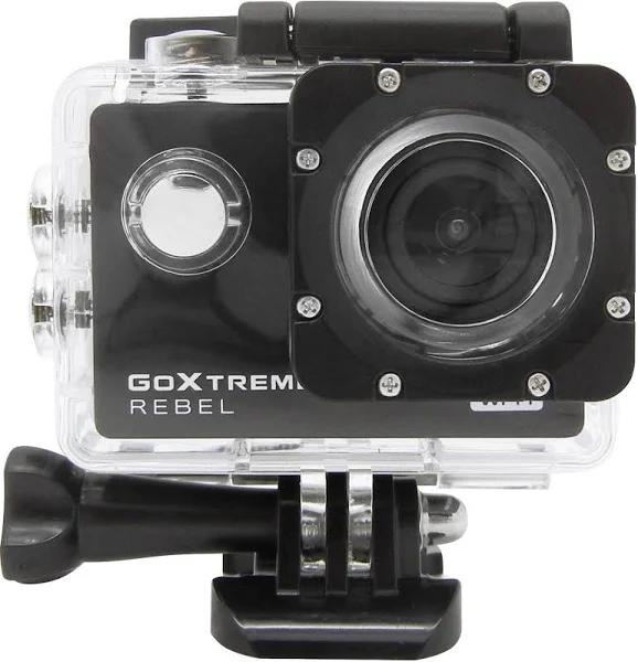 GoXtreme Rebel Full HD Actionkamera - Svart
