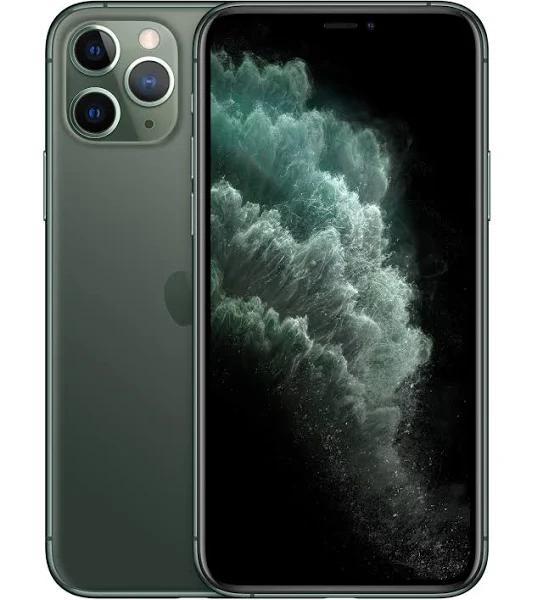 APPLE iPhone 11 Pro Midnight Green 256 GB