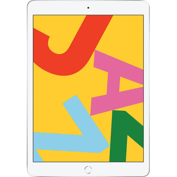 Apple iPad 10.2 (2019) 128GB Wifi with Screen Protector and...