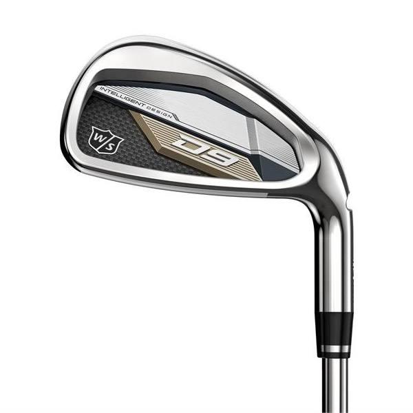 Wilson Staff D9 5-PW, GW Iron Set Golf Clubs