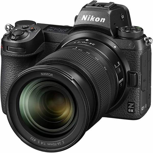 Nikon Z6 II + FTZ adapter
