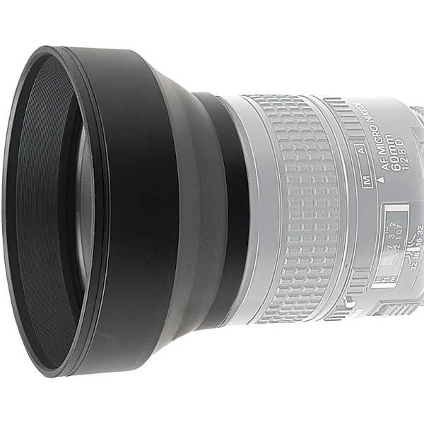 Kaiser Lens Hood 3 In 1 67 Mm Foldable One Size