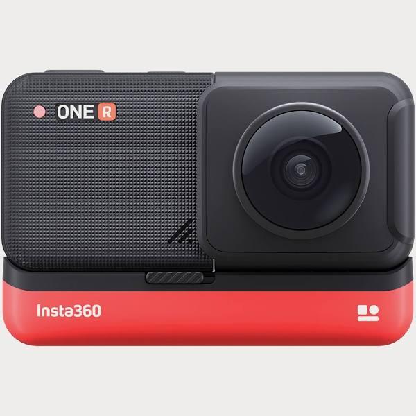 Insta360 ONE R 360 Edition Action Camera - Black
