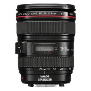 Used Canon 24-105mm F/4l - Canon Ef