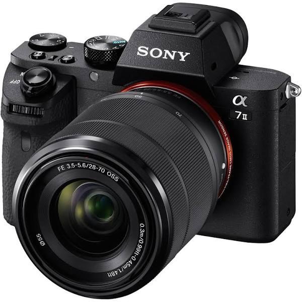 Sony A7 II + FE 28-70/3,5-5,6 OSS