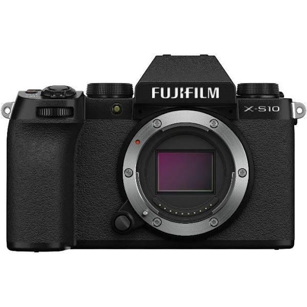 Fujifilm X-S10 Svart