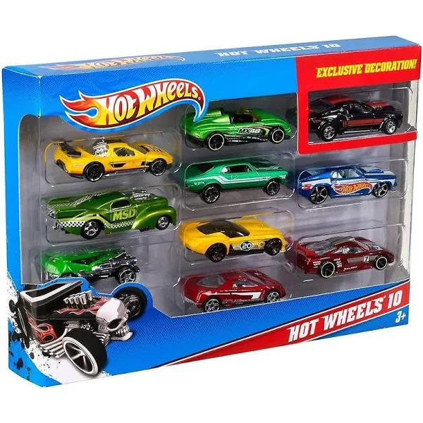Hot Wheels 10-Pack