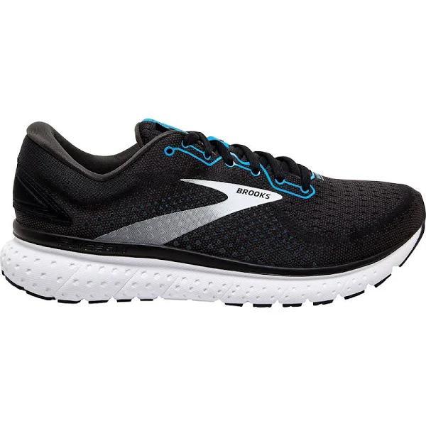 Brooks Glycerin 18 Shoes Black Grey Blue 47.5