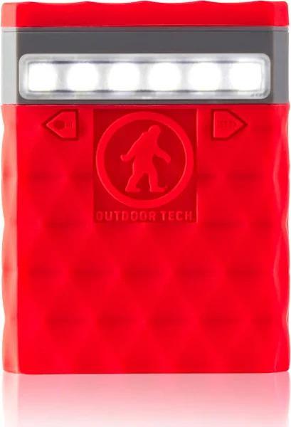 Outdoor Tech - Kodiak 2.0 - 6K Powerbank - Red