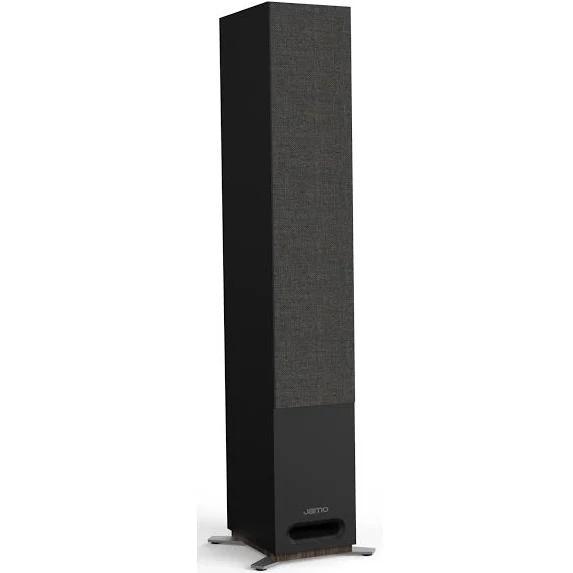 Jamo S 809, Kabel, 240 W, 37 - 26000 Hz, 8 Ohm (O), Sort