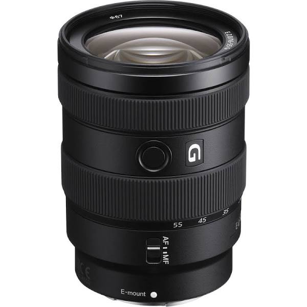 Sony E 16-55mm f/2.8 G SEL1655G Objektiv