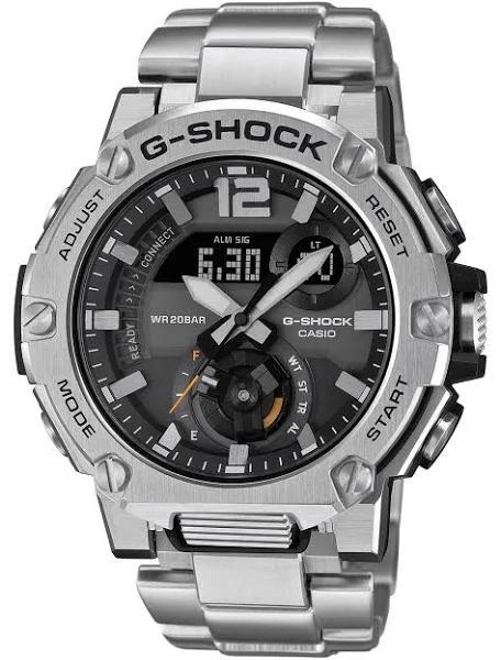 Casio GST-B300E-5AER G-Shock G-Steel Solar Men's Watch Limited Edition