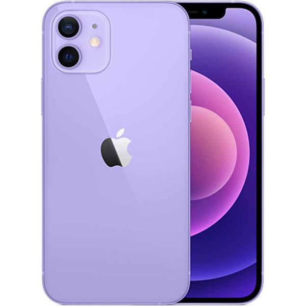 Apple iPhone 12 64GB violett unlocked without Branding