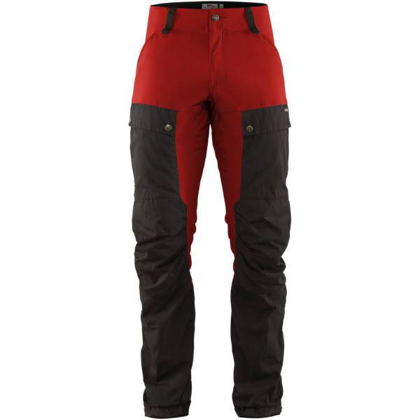 Fjällräven Keb Trousers M Reg - Stone Grey-lava - Herr - 48