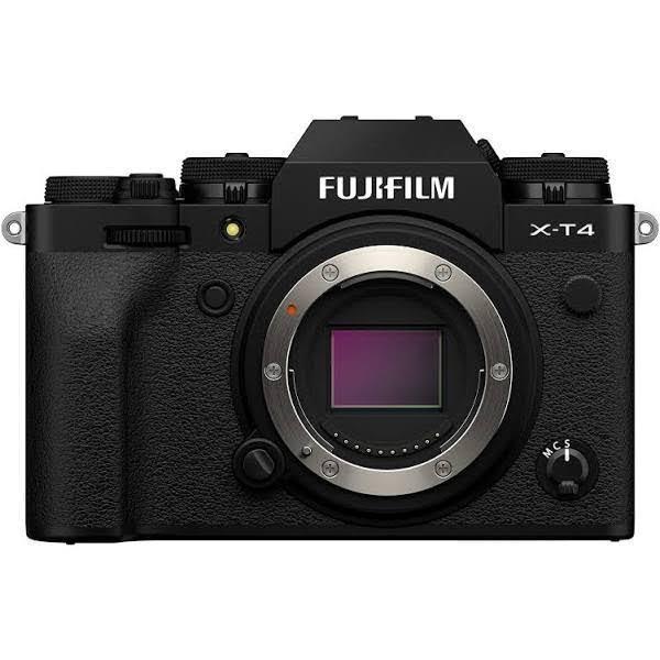 Fujifilm X-T4 Svart