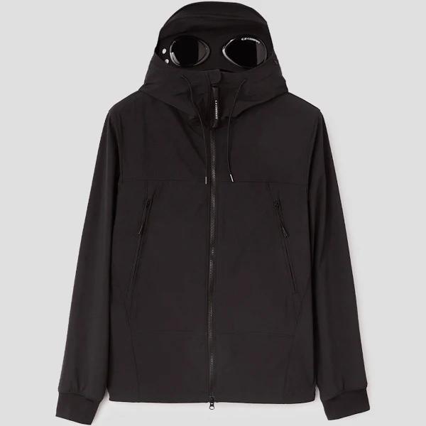C.P. Company Outerwear Short Jacket Tunn jacka black, gender.adult.male, Storlek: 56, Svart