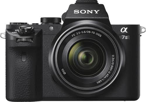 Sony a7 II (Alpha 7 II / ILCE-7M2) + 28-70mm OSS Lens