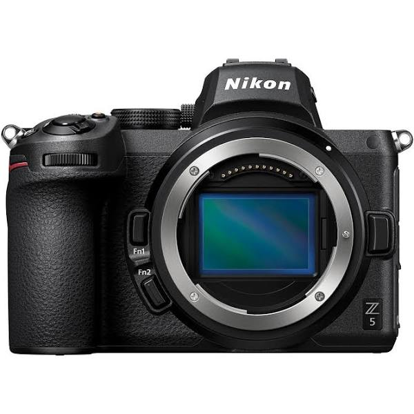 NIKON Z5 MIRRORLESS KAMERA + FTZ ADAPTER